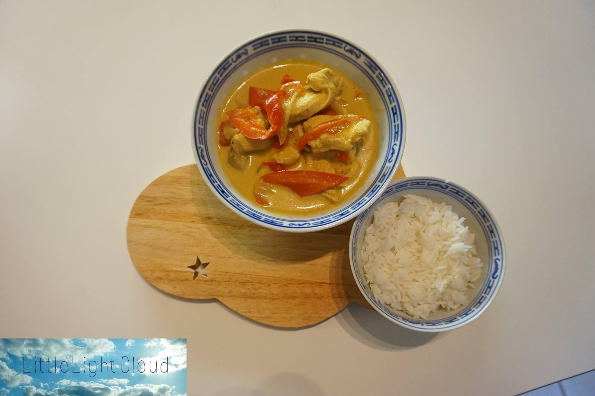 recette poulet au curry et lait de coco quoi dans mon assiette. Black Bedroom Furniture Sets. Home Design Ideas