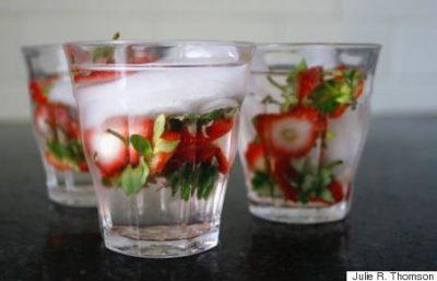 gelée de queue de fraise québec