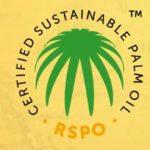 logo huile de palme certifiée durable RSPO
