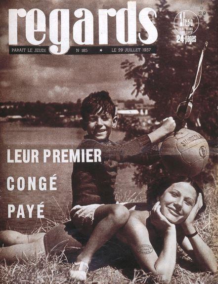 premiers congers payes vacances 1936
