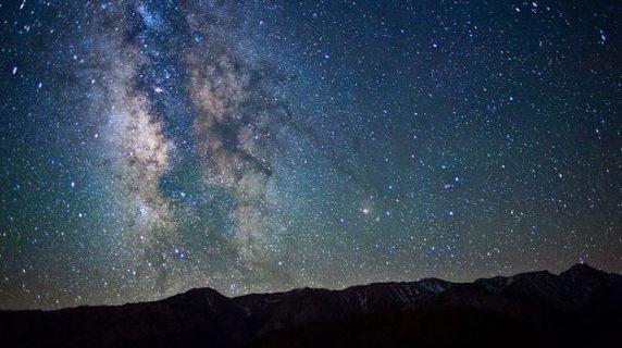 voie lactée oeil nu photographie milky way astronomie
