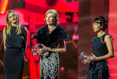 jennifer doudna Emmanuelle Carpentier prix Breakthrough Prize Foundation
