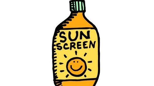 sunscreen creme solaire UV ultraviolet