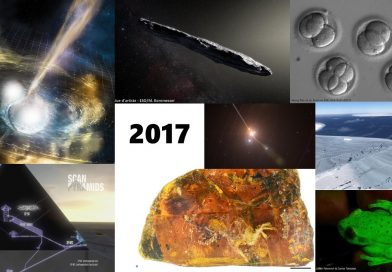 découvertes scientifiques 2017 années rétrospectives