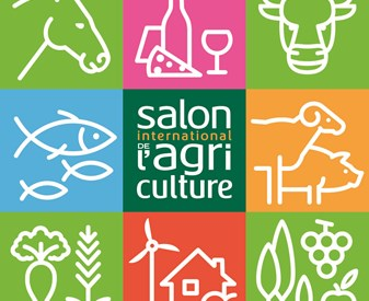 Salon agriculture International 2016 logo