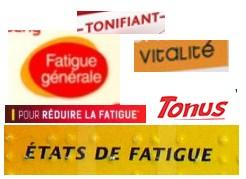 allegation sante fatigue tonus vitamine C
