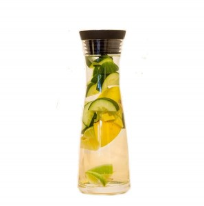Water detox citron
