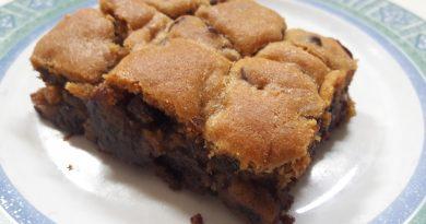 Brookies recette gateau original gourmand craquant brownie cookie melange