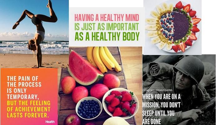 fitspiration quote fitspo encouragement message healthy sante food