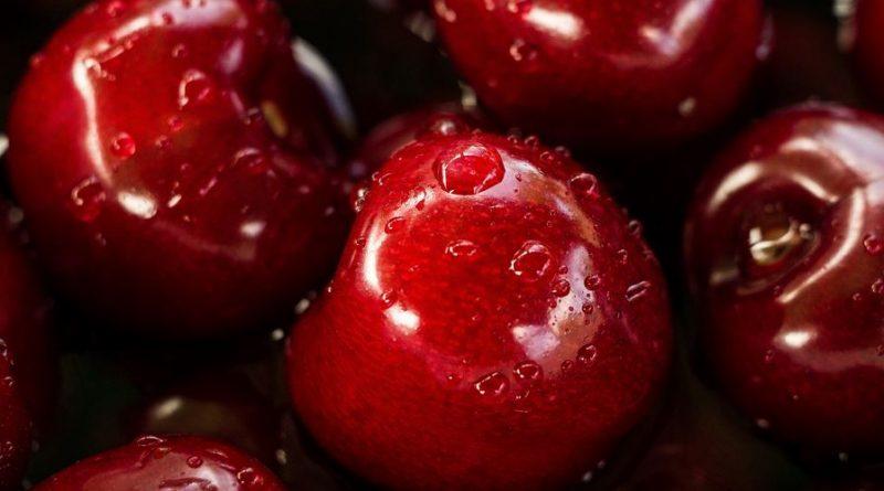 couleur fruits rouges préférences alimentaires enfant goût perception