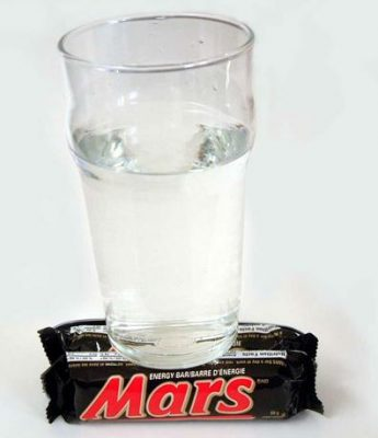 water on mars eau sur mars