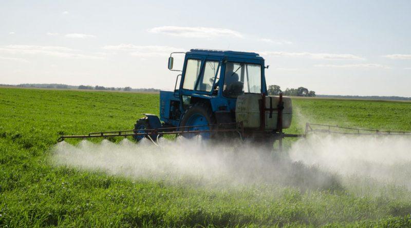 pesticide epandage agriculture roundup glyphosate