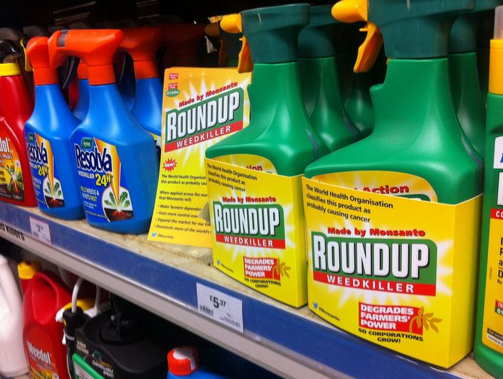 glyphosate pesticide roundup monsanto