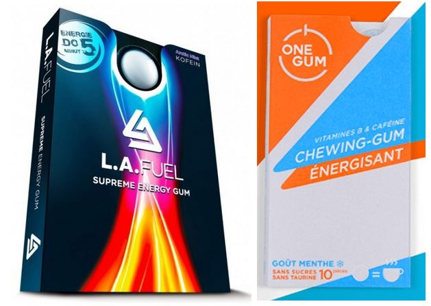 chewing gums energy l.a. fuel