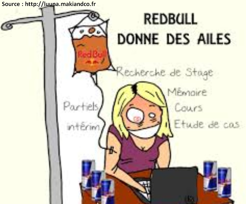 redbull bd comic boissons énergisantes