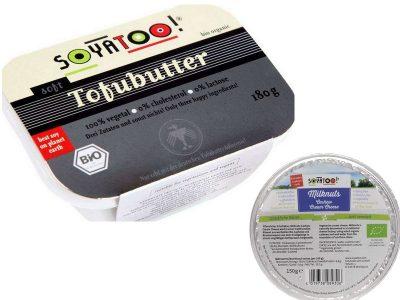 tofutown soyatoo tofubutter beurre soja