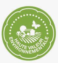logo issu d'une exploitation à haute valeur environnementale