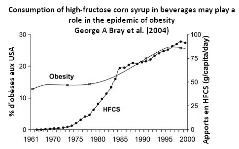 obesite high-fructose corn syrups HFCS