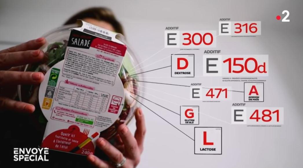 """Zoom sur l'enquête Envoyé Spécial """"Le Secret des Aliments Ultra-transformés"""" du 13 Septembre 2018 – France 2"""