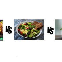 """Burger vegan, steak végétarien de nos supermarchés : des produits  ultratransformés pas si bons pour la santé ni """"naturels"""" ?"""