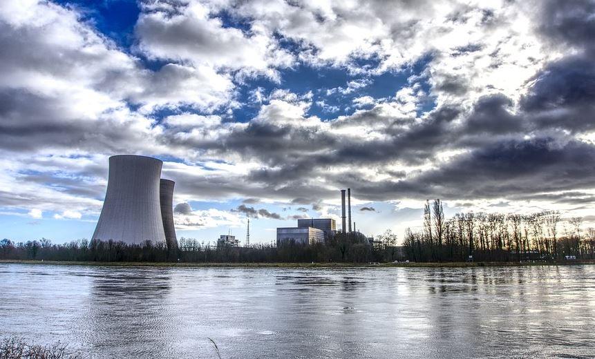 centrale nucléaires eau