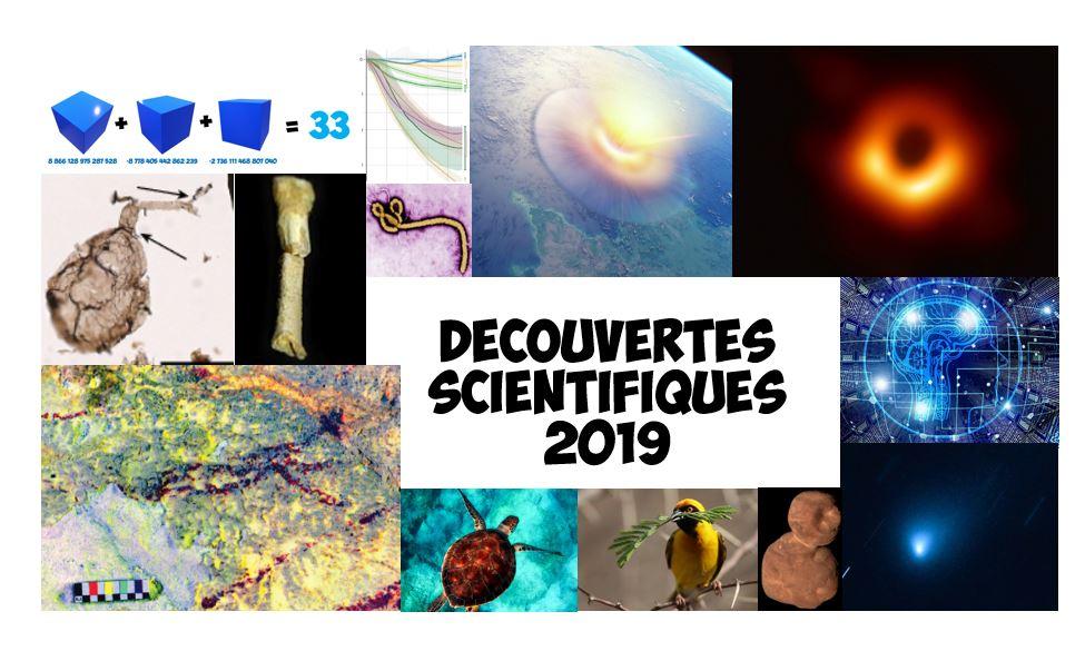 découvertes