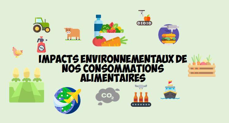 impact environnementaux alimentation