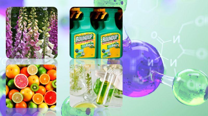 substances naturelles chimiques artificielles illustration