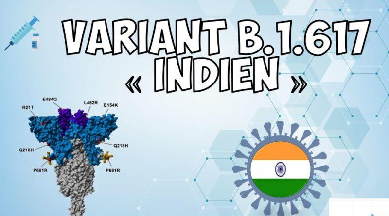 variant indien article mise au point